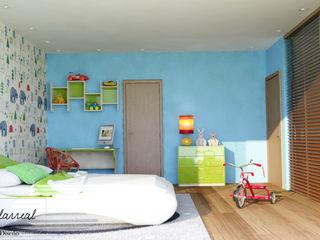 Citlali Villarreal Interiorismo & Diseño Modern nursery/kids room