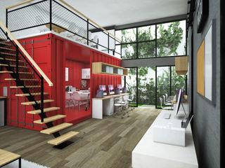 Juxta Interior Modern offices & stores