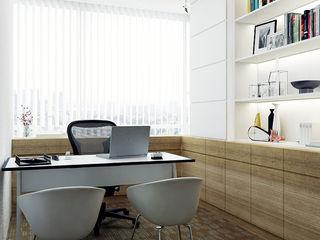Juxta Interior Minimalist offices & stores