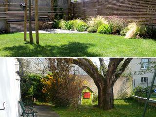 ÉCRIN LUMINEUX Constans Paysage Jardin moderne