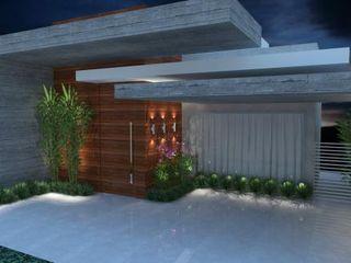 Stephanie Guidotti Arquitetura e Interiores Modern Houses