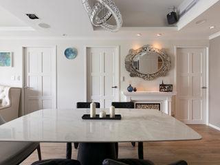 耀昀創意設計有限公司/Alfonso Ideas Classic style dining room