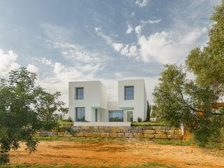 Corpo Atelier Modern houses White