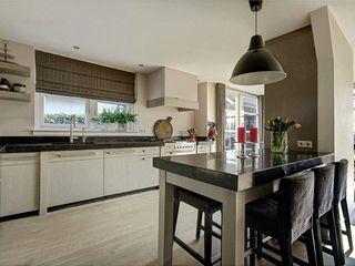 Architectenbureau Ron Spanjaard BNA Industrial style kitchen