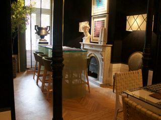 Bona Modern dining room Wood Wood effect