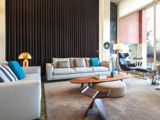 INAIN Interior Design Escritórios modernos