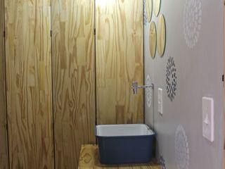 WAKO Design de Interiores Eclectic style bathroom