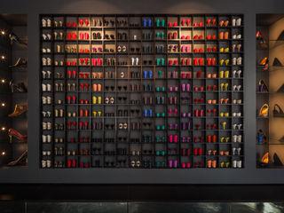 INAIN Interior Design Espaços comerciais modernos