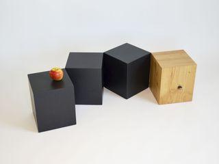 Clubtisch cube deindreh WohnzimmerCouch- und Beistelltische