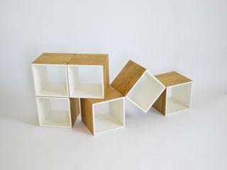 Regal box deindreh WohnzimmerRegale