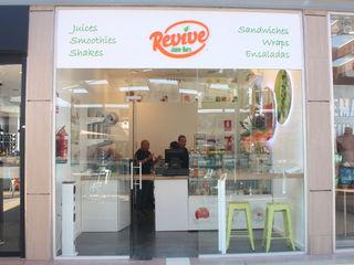 Zumería Revive CC.Habaneras ATYCO Oficinas y tiendas de estilo moderno
