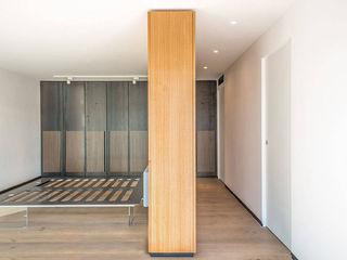 Scrigno: Casa al Portonaccio Roma 2017 Scrigno S.p.A. Unipersonale Camera da letto minimalista