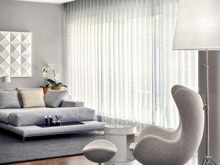 INAIN Interior Design Salas de estar modernas