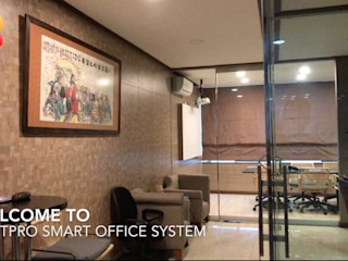 PT. Multi Karya Servisindo Eclectic style offices & stores