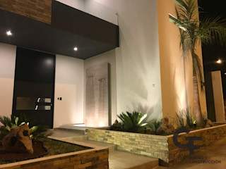 GF ARQUITECTOS Moderne tuinen