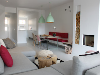 Woonhuis Rotterdam Nya Interieurontwerp WoonkamerSofa's & fauteuils