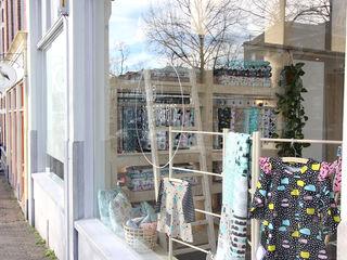 Winkel en atelier in 1 Den Haag Nya Interieurontwerp Scandinavische winkelruimten