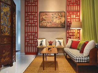 RANAH Living room Red