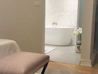 Suite Hotel Espaços Únicos - EU InteriorDecor QuartoCamas e cabeceiras