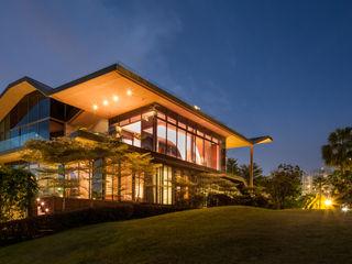The House of Light at Sentosa Cove E&U Rumah Gaya Asia