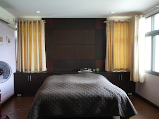 Aim Ztudio Phòng ngủ phong cách chiết trung