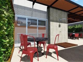 homify Balcone, Veranda & Terrazza in stile moderno