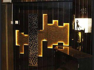 SUMEDHRUVI DESIGN STUDIO Rumah Modern