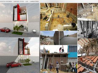 CN y Arquitectos HouseholdAccessories & decoration Concrete