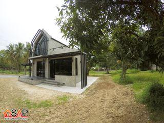 Asap Home Builder 모던스타일 주택