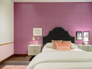 NIVEL TRES ARQUITECTURA Modern style bedroom