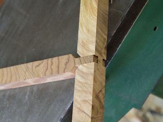 木の家具 quiet furniture of wood