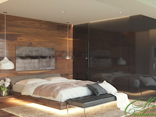 Компания архитекторов Латышевых 'Мечты сбываются' Quartos modernos