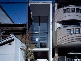 藤原・室 建築設計事務所 Moderne Häuser Weiß