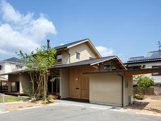 小笠原建築研究室 Single family home Solid Wood Beige