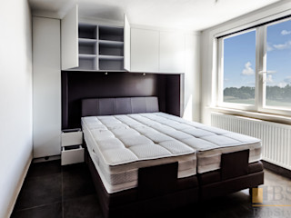 PPHU BOBSTYL BedroomWardrobes & closets MDF White