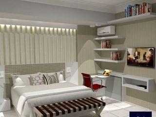LVM Arquitetura BedroomAccessories & decoration