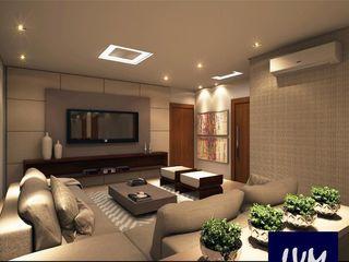 LVM Arquitetura Living roomAccessories & decoration