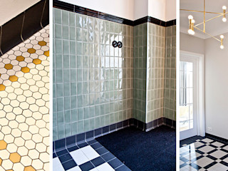 Binnenvorm Corridor, hallway & stairsAccessories & decoration Tiles