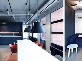 Binnenvorm Offices & stores Blue