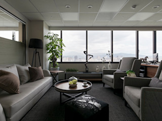 耀昀創意設計有限公司/Alfonso Ideas Scandinavian style offices & stores