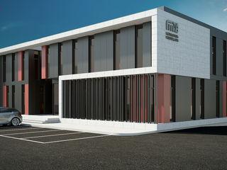 Edificio Administrativo - Escritórios Esboçosigma, Lda Escritórios