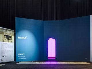 RIMA Arquitectura Centre d'expositions modernes
