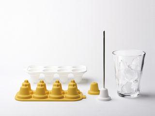 Icebell - Ice tray for Timbre RYOSUKE FUKUSADA CocinaAccesorios y textiles