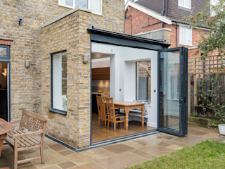 Vicarage Rd London SW14 VCDesign Architectural Services Modern houses