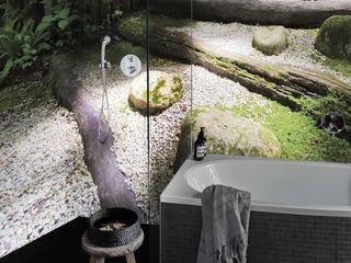 Creativespace Sartoria Murale BathroomDecoration