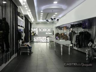CASTIELLOproject Moderne kantoor- & winkelruimten
