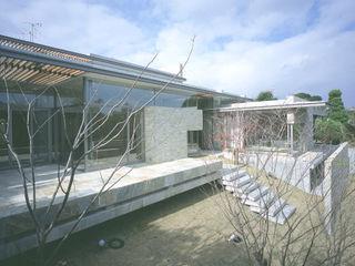 吉野町の住宅 アトリエ環 建築設計事務所 モダンな 家