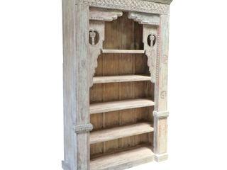 Guru-Shop Living roomShelves Wood Multicolored