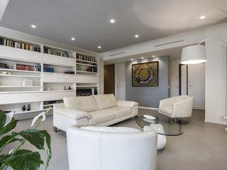 studioQ Ruang Keluarga Modern