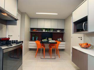 APT C&M 2014 Atelier Tríade Arquitetura Cozinhas clássicas
